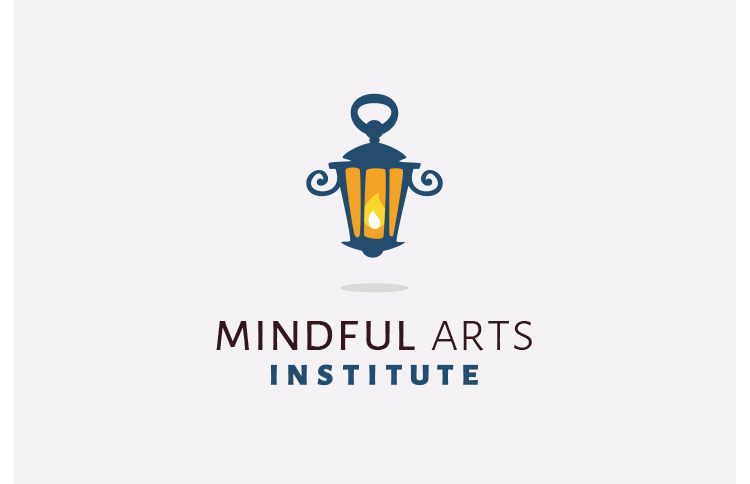 Logo Design and Branding Mindful Arts Institute