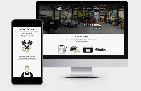 Responsive Web Design Good Carma