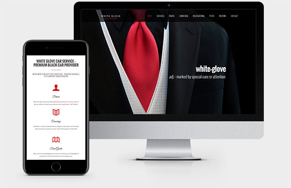 SEO White Glove Car Service