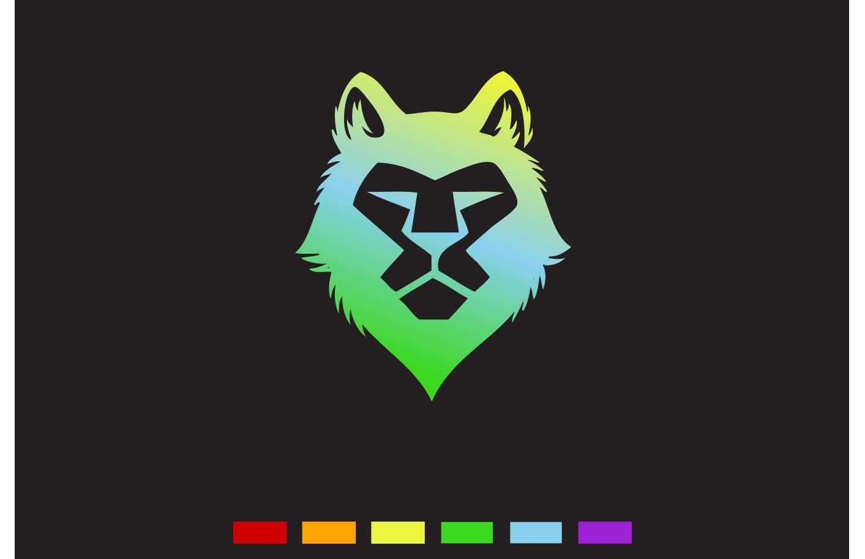 Logo Design and Branding Lazerwolph