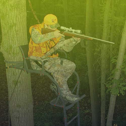 Website X-Stand Treestands