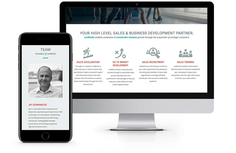 Web Design - revWorks